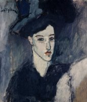 The Jewess by Amedeo Modigliani