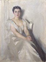 Mrs. Grover Cleveland by Anders Zorn