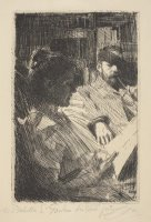 Reading by Anders Zorn