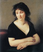 Portrait of Madame Bruyere by Antoine Jean Gros