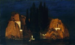 Isle of The Dead Version II by Arnold Bocklin