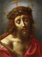 Christ As The Man Of Sorrows by Carlo Dolci