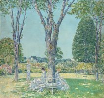 The Audition by Childe Hassam