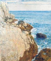 The East Headland by Childe Hassam