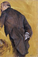 The Impresario by Edgar Degas