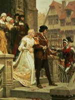 Call to Arms by Edmund Blair Leighton