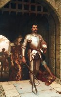 Conquest by Edmund Blair Leighton