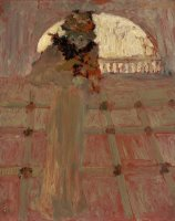 A L'opera (at The Opera) by Edouard Vuillard