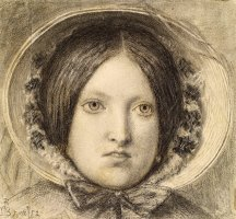 The Last of England 3 by Ford Madox Brown
