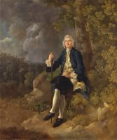 Clayton Jones by Gainsborough, Thomas