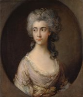 Mary Heberden by Gainsborough, Thomas