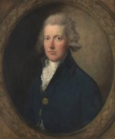 William Pitt by Gainsborough, Thomas