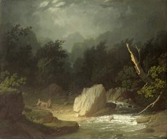 The Storm by George Caleb Bingham
