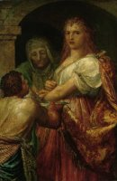 The Daughter of Herodias by George Frederick Watts