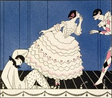 Karsavina by Georges Barbier