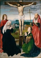 Crucifixion by Gerard David
