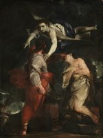 The Sacrifice of Abraham by Giuseppe Maria Crespi