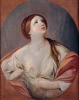 Cleopatra by Guido Reni