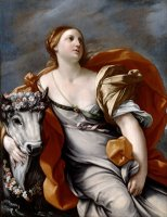 Europa And The Bull by Guido Reni