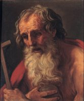 Saint Jerome by Guido Reni