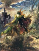 The Ballad by Gustave Moreau