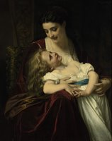 Maternal Affection by Hughes Merle