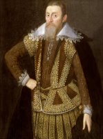 William Parker, 4th Baron Monteagle And 11th Baron Morley by John De Critz