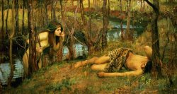 The Naiad by John William Waterhouse