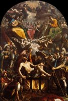 The Martyrdom of Saint Lawrence by Jose Juarez