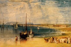 Weymouth, Dorsetshire by Joseph Mallord William Turner
