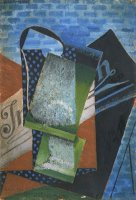 Abstraction by Juan Gris