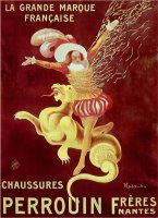 Chaussures Perrouin Freres by Leonetto Cappiello