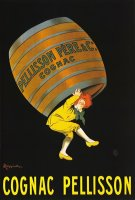 Cognac Pellison by Leonetto Cappiello