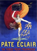 Pate Eclair by Leonetto Cappiello