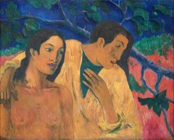 Escape by Paul Gauguin