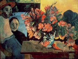 Flowers of France by Paul Gauguin
