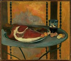 The Ham by Paul Gauguin