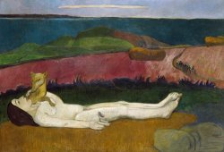 The Loss of Virginity, 1890 91 by Paul Gauguin