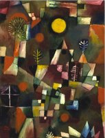 Full Moon 1919 by Paul Klee