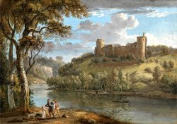 Bothwell Castle, From The South by Paul Sandby