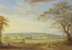 Whatman Turkey Mill in Kent by Paul Sandby