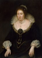 Lady Alethea Talbot, Countess of Arundel by Peter Paul Rubens