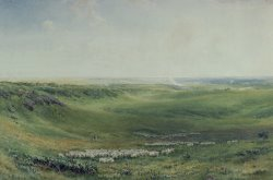 Wide Pastures by Thomas Collier