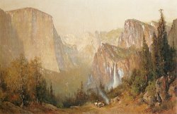 Yosemite Valley by Thomas Hill