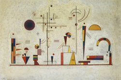 Seriousness Fun by Wassily Kandinsky