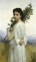 Laurel Branch by William Adolphe Bouguereau