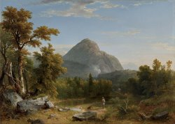 Landscape, Haystack Mountain, Vermont by Asher Brown Durand