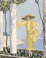 Amalfi by Georges Barbier