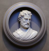 Bust of a Man by Girolamo Della Robbia
