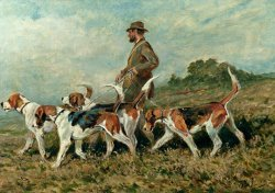 Hunting Exercise by John Emms
